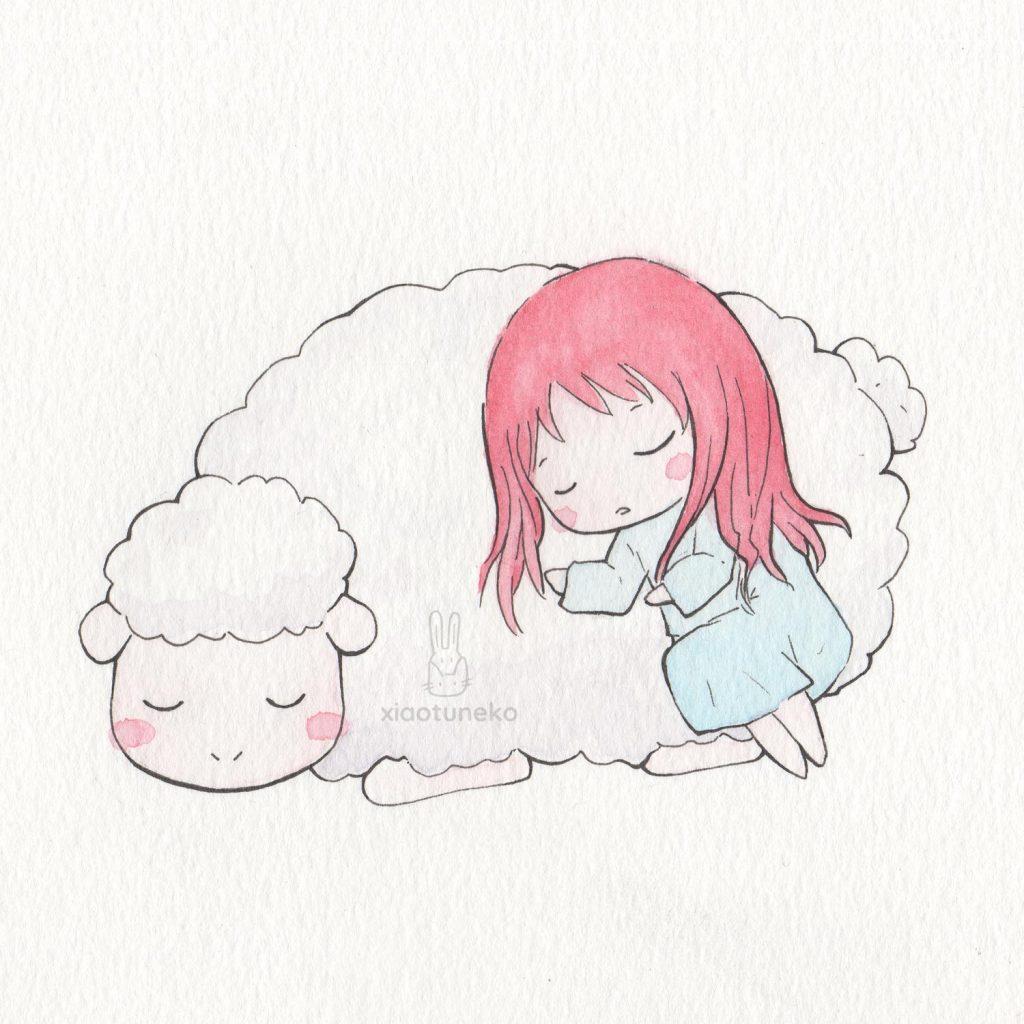 Sheep Dream Week Xiaotuneko