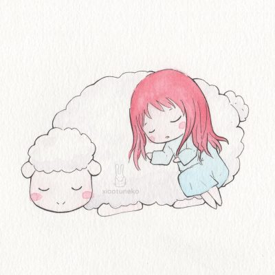 Sheep Dream Week Xiaotuneko
