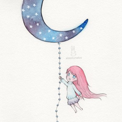 Falling Dream week Xiaotuneko