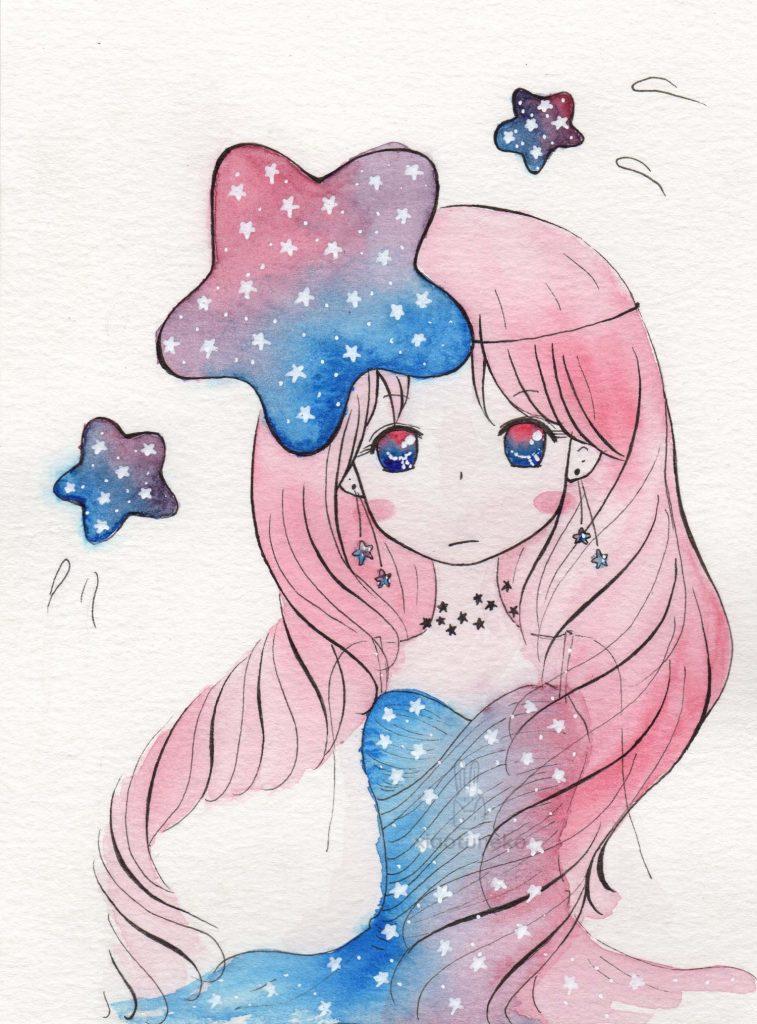 stars girl xiaotuneko