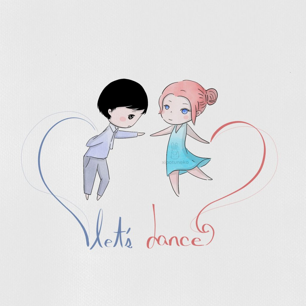 Let's Dance Xiaotuneko